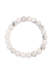 Riah Fashion Beautiful Beaded Bracelet - Front cropped