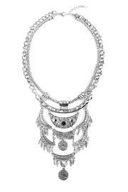 Riah Fashion Bohemian Necklaces - Front cropped