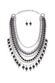 Riah Fashion Boho Layered Necklace Set - Product Mini Image