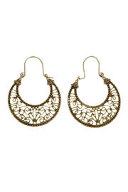 Riah Fashion Boho Tribal Earrings - Product Mini Image