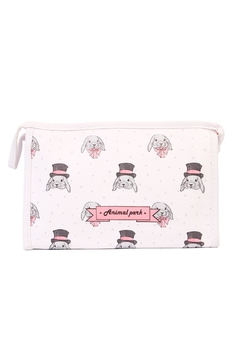 Shoptiques Product: Bunny Cosmetic Bag