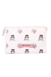 Riah Fashion Bunny Cosmetic Bag - Product Mini Image