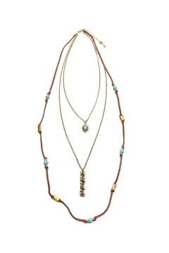 Shoptiques Product: Burnish Blessed Necklace
