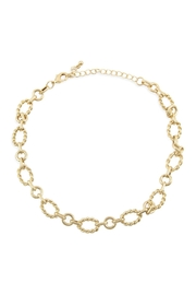 Riah Fashion Chain Link Necklace - Product Mini Image