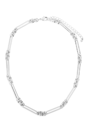 Riah Fashion Chain Link Necklace Style 2 - Product Mini Image