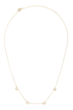 Riah Fashion Chain Necklace - Alternate List Image