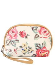 Riah Fashion Cherry Blooms Cosmetic Bag - Product Mini Image