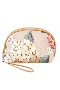 Riah Fashion Cherry Blooms Cosmetic Bag - Product List Image