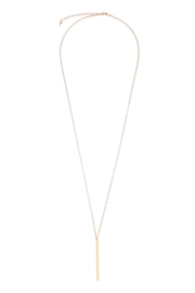 Riah Fashion Circle Delicate Necklace - Other