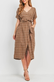 Riah Fashion Coco Dress - Front cropped