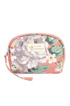 Shoptiques Product: Coral Petite Cosmetic Bag
