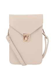 Riah Fashion Cross-Body-Leather-Bag - Front cropped