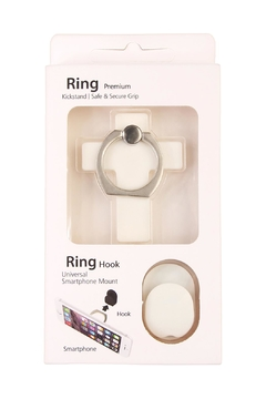 Shoptiques Product: Cross Phone Ring-Holder