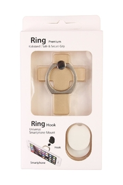 Riah Fashion Cross Phone Ring-Holder - Product Mini Image