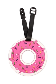 Riah Fashion Cute Luggage Tags - Front cropped