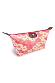 Riah Fashion Daisy Cosmetic Bag - Product Mini Image