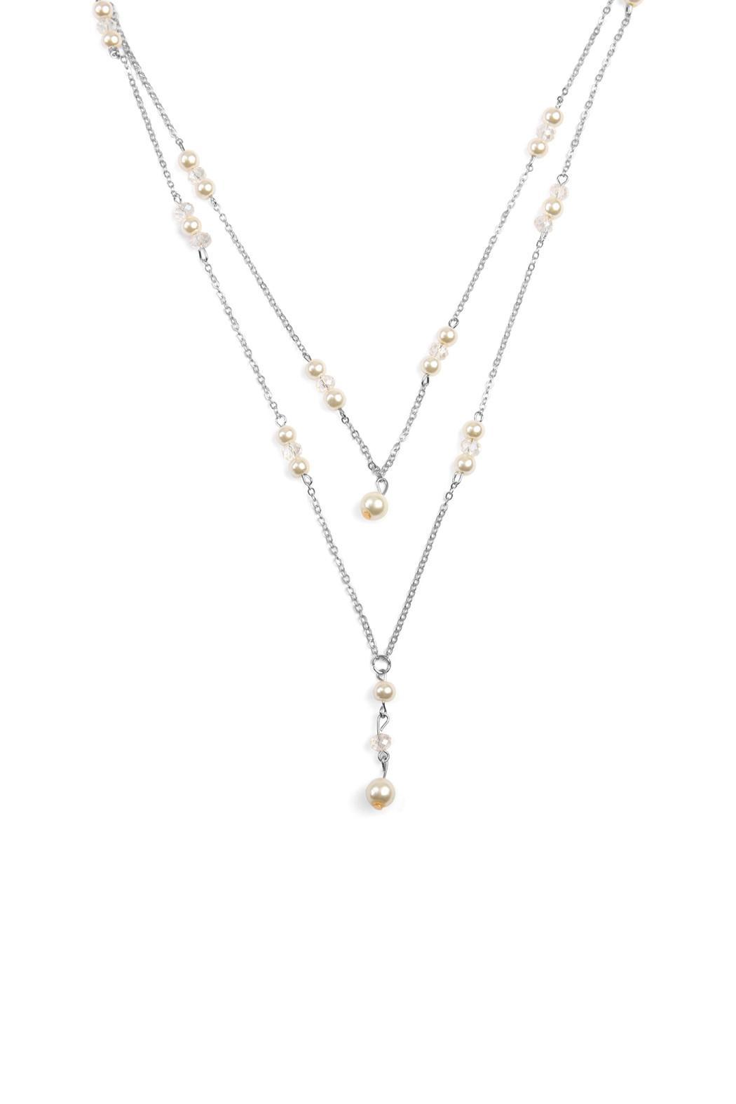 micro products necklace collections jewels dsf barrel baguette pave delicate silver