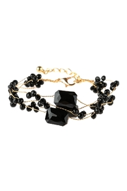Riah Fashion Delicate Stone Beaded Bracelet - Product Mini Image