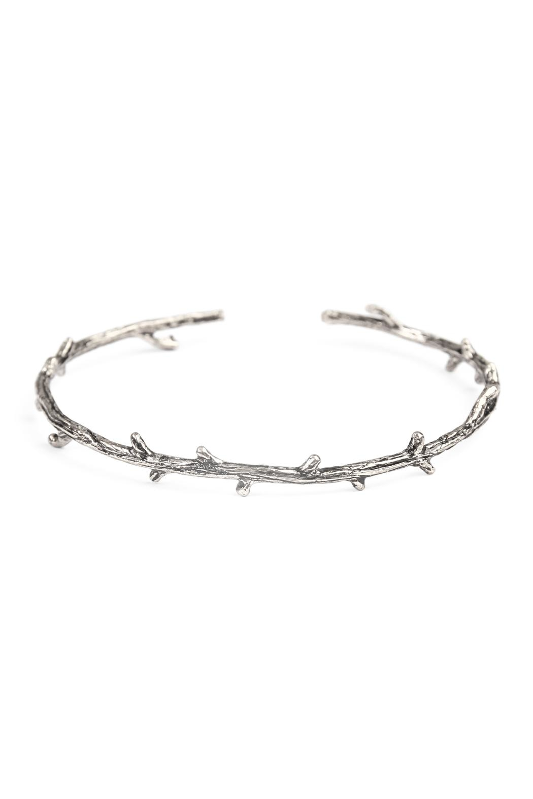Riah Fashion Delicate Tree Vine Bracelet - Main Image