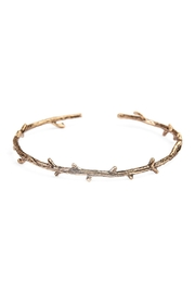 Riah Fashion Delicate Tree Vine Bracelet - Front cropped