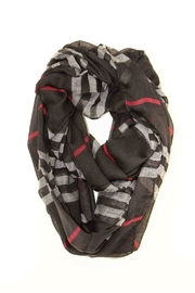 Riah Fashion Aileen Infinity Scarf - Product Mini Image