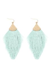 Riah Fashion Earrings - Front cropped