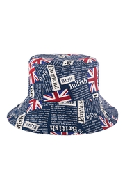 Riah Fashion England-Printed Bucket Hat - Product Mini Image
