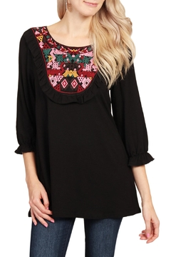 Shoptiques Product: Ethnic Pattern Tunic Top