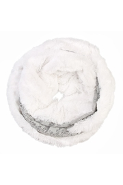 Riah Fashion Faux Fur Infinity Scarf - Product Mini Image