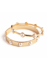 Riah Fashion Faux Pearl Bracelet - Product Mini Image