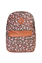 Riah Fashion Festtival Floral Backpack - Product Mini Image