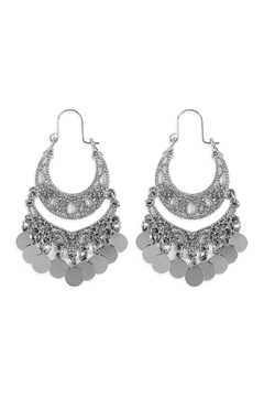 Shoptiques Product: Filigree Chandelier Earrings