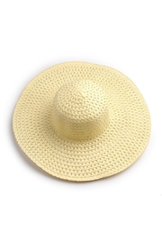 Riah Fashion Floppy Straw Hat - Product Mini Image