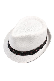 Riah Fashion Floral Band Hat - Product Mini Image