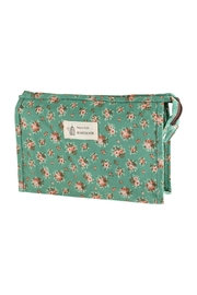 Riah Fashion Floral Cosmetic Bag - Front cropped