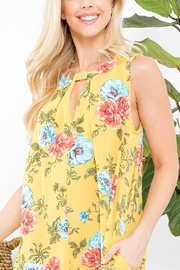 Riah Fashion Floral-Dress - Other