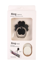 Riah Fashion Flower Phone Holder - Front cropped