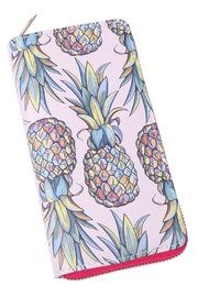 Riah Fashion Fruits-Digital-Printed-Single-Metal-Zipper-Wallet - Product Mini Image