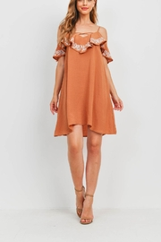 Riah Fashion Ginger Dress - Other