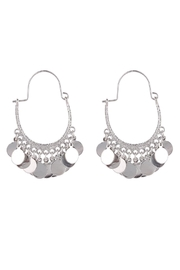 Riah Fashion Gypsy Dangling Earrings - Front cropped