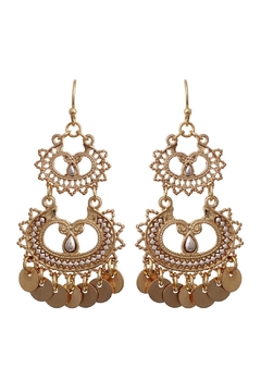 Shoptiques Product: Gypsy Dangling Earrings