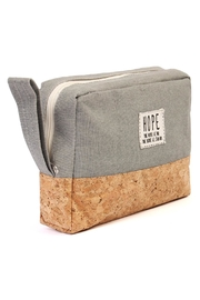 Riah Fashion Hope Cosmetic Pouch - Front full body