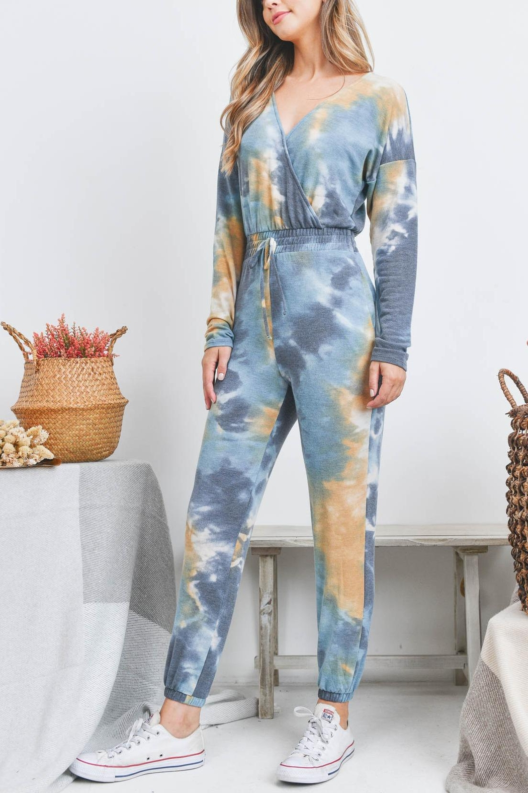 Riah Fashion Jumpsuit - Side Cropped Image
