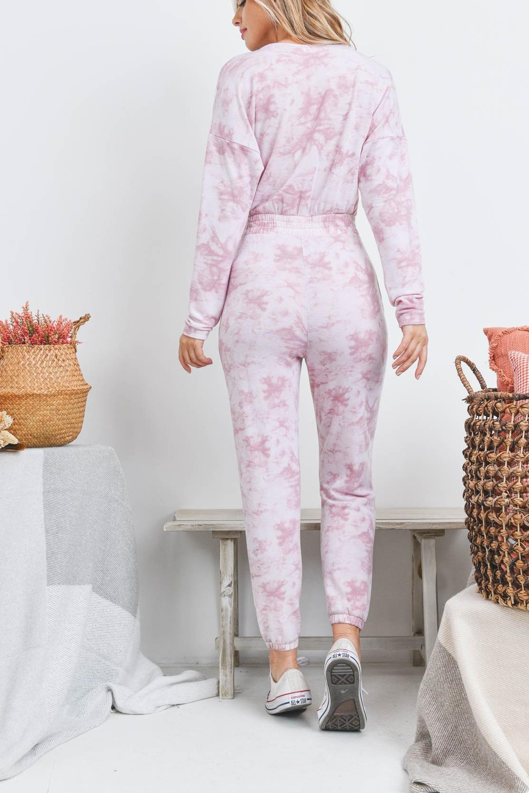 Riah Fashion Jumpsuit - Front Full Image
