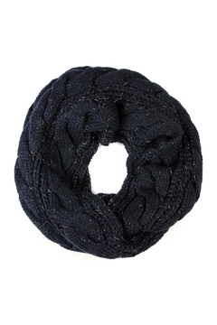 Shoptiques Product: Knitted Braid Scarf