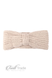 Riah Fashion Knot Ear Band - Front cropped