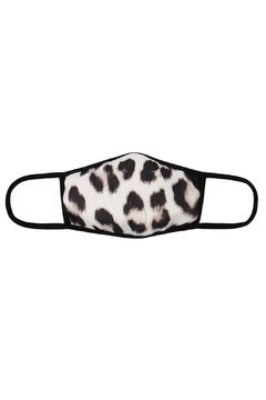 Riah Fashion Leopard-Antimicrobial-Face-Mask-For-Kids - Product List Image