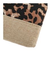 Riah Fashion Leopard Printed Bag - Front full body
