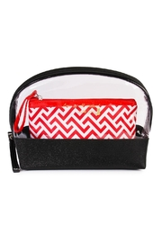 Riah Fashion You Clear Cosmetic Bag - Product Mini Image
