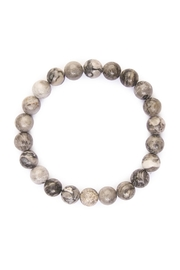 Riah Fashion Marble  Beaded Bracelet - Product Mini Image